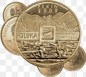 Coin - Coin 2008 Summer Olympics 2012 Summer Olympics Poland Olympic Games PNG