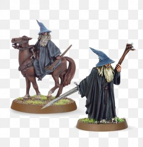 The Hobbit - Gandalf The Lord Of The Rings Strategy Battle Game The Fellowship Of The Ring Video Game PNG