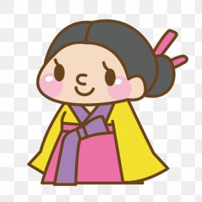 Illustration South Korea Clip Art Chima Jeogori Hanbok PNG