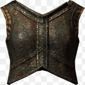 Armour - The Elder Scrolls V: Skyrim Iron Armour Video Game PNG