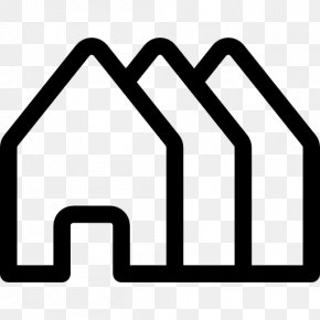 Building - Building Real Estate House Icon Design PNG