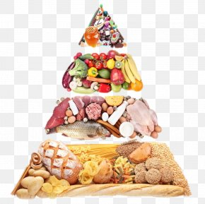 Pyramid - Nutrient Food Pyramid Healthy Diet PNG