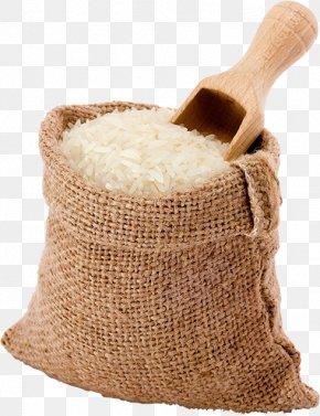 Rice - Flattened Rice Bag Gunny Sack Jute PNG