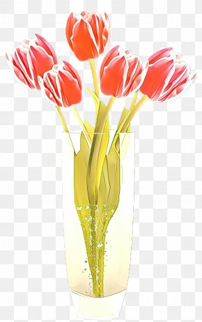 Lily Family Plant Stem - Lily Flower Cartoon PNG