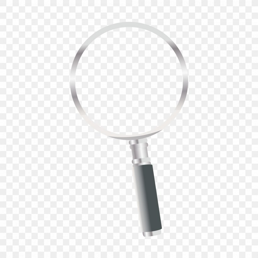 Magnifying Glass Euclidean Vector Computer File, PNG, 2000x2000px, Magnifying Glass, Black And White, Glass, Industrial Design, Magnifier Download Free
