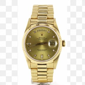 Rolex - Rolex Datejust Watch Rolex Day-Date Strap PNG