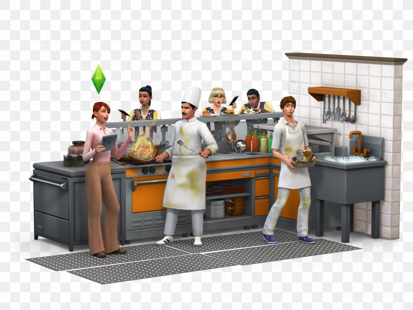 The Sims 4 Dine Out The Sims 3 Electronic Arts Video Game Restaurant Png 4000x3002px Sims