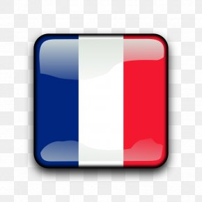 French Cliparts - Flag Of France Flag Of Mexico Clip Art PNG