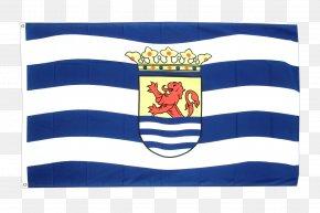 Flag - Flag Of Zeeland Walcheren Flag Of Zeeland Provinces Of The Netherlands PNG