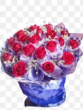 Gift - Garden Roses Floral Design Cut Flowers Flower Bouquet PNG