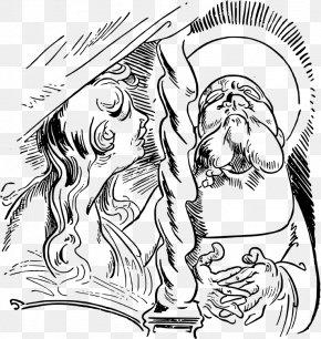 Der Heilige Antonius Von Padua - Basilica Of Saint Anthony Of Padua Der Heilige Antonius Von Padua Bildergeschichten Die Haarbeutel Clip Art PNG
