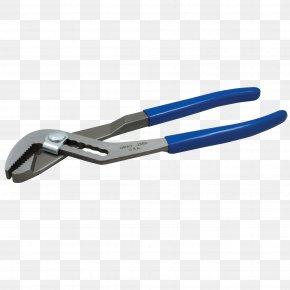 Pliers - Diagonal Pliers Tongue-and-groove Pliers Slip Joint Pliers Lineman's Pliers PNG