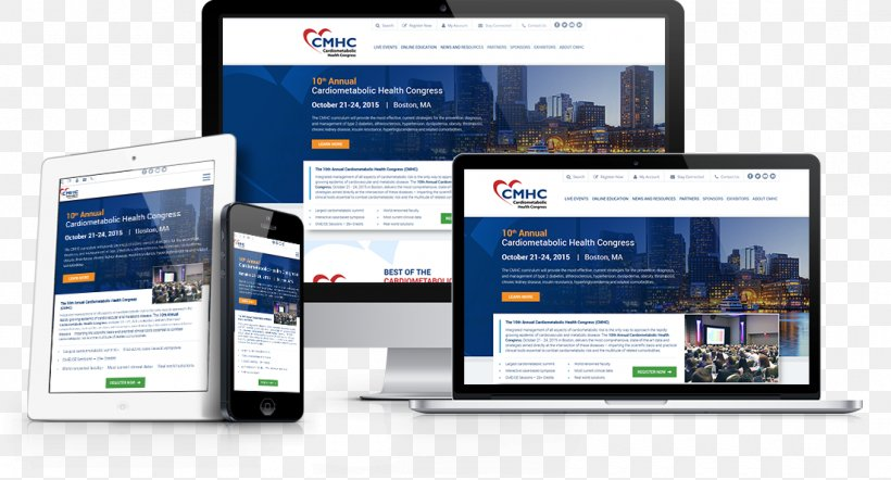 Responsive Web Design Png 1100x593px Web Design Adobe Muse Brand Business Communication Download Free