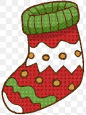 Christmas Stocking Fruit - Christmas Stocking PNG