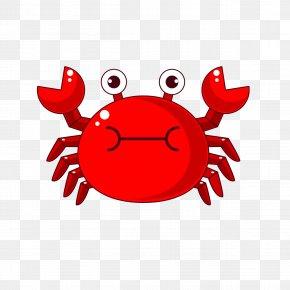Cartoon Crab - Crab Child PNG