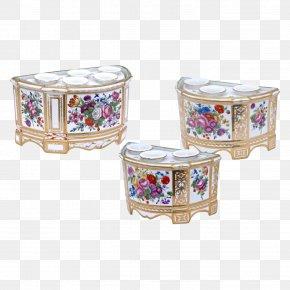 Antique - Flowerpot Cachepot Ceramic Furniture Porcelain PNG