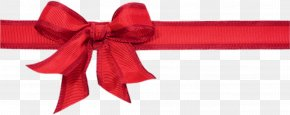 Ribbon - Ribbon Red Gift Dárkový Poukaz PNG