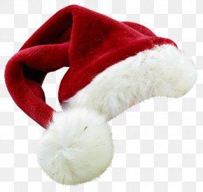 Transparent Red Santa Hat Picture - Santa Claus Hat Christmas Clip Art PNG