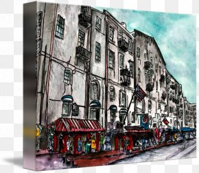Painting - Savannah Watercolor Painting Drawing Art PNG