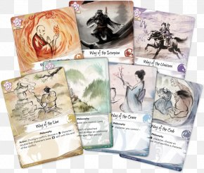 Legend Of The Five Rings The Card Game - Legend Of The Five Rings: The Card Game Set Fantasy Flight Games PNG