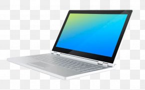 Laptop - Netbook Laptop Computer Hardware Personal Computer Output Device PNG