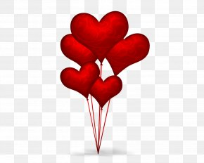 Heart Balloon Shape - Love Android Mobile Phone Wallpaper PNG