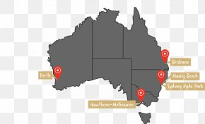 Tongue Twister Day - City Of Melbourne Blank Map Royalty-free PNG