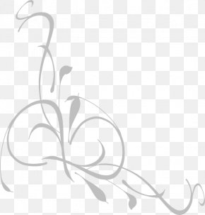 Swirl Cliparts - Funeral Flower Clip Art PNG