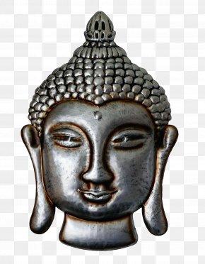 Buddha Face - Gautama Buddha Buddhahood PNG