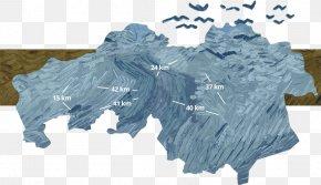 Van Gogh - North Brabant Arles Van Gogh & Brabant Provinces Of The Netherlands Map PNG