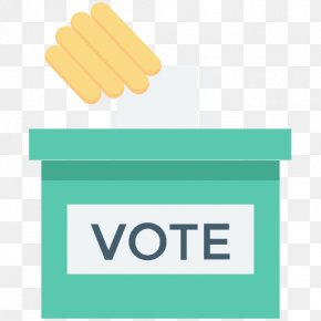 Cartoon Ballot Box - Ballot Box Voting Election PNG