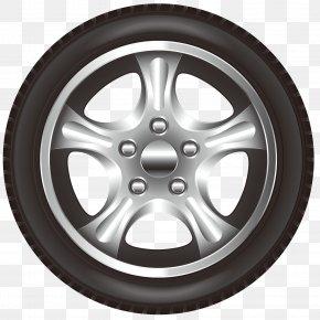 Front Car Wheel Hub - Car Wheel Tire Rim PNG
