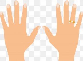 Hand Finger - Thumb Engagement Ring Wedding Ring Ring Finger PNG