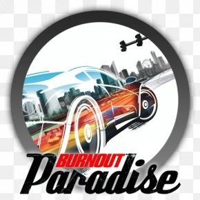 Electronic Arts - Burnout Paradise Burnout Revenge Burnout 2: Point Of Impact Xbox 360 Video Game PNG