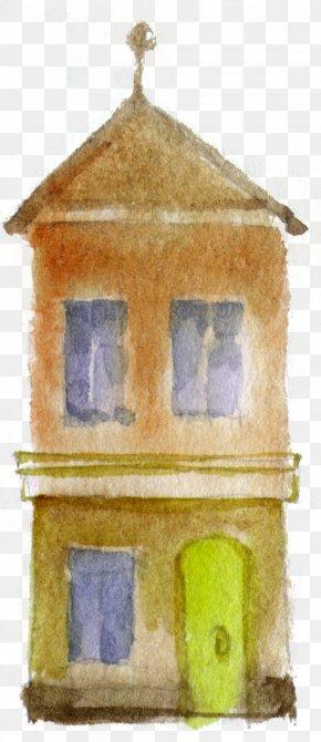 Castle - Facade Nest Box PNG