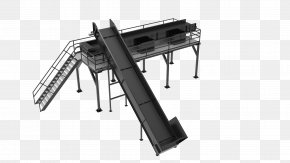 Waste Sorting - Conveyor System Conveyor Belt Manufacturing Bulk Cargo Material PNG