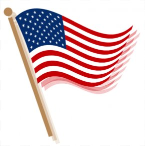 Pledge Of Allegiance Pictures - Flag Of The United States Clip Art PNG