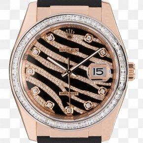 Rolex - Rolex Datejust Rolex GMT Master II Watch Diamond PNG