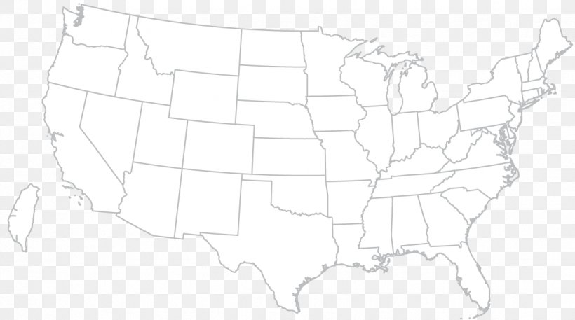 United States Vector Map Google Maps Blank Map, PNG ...