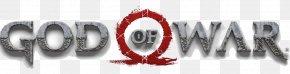 War Logo - God Of War III PlayStation 4 Video Game Kratos PNG