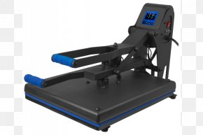 Heat Press - Heat Press Machine Printing Press Technology PNG