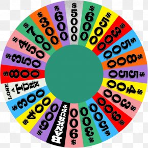 Genius Games - Television Show Game Show Wheel Image PNG
