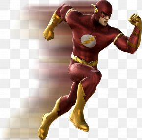 Flash Download - The Flash Superman Wally West PNG