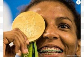 Medal - Rafaela Silva Rio De Janeiro 2016 Summer Olympics Olympic Games Judo PNG