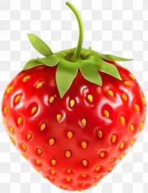 Strawberry Transparent Clip Art Image - Juice Strawberry Fruit Clip Art PNG