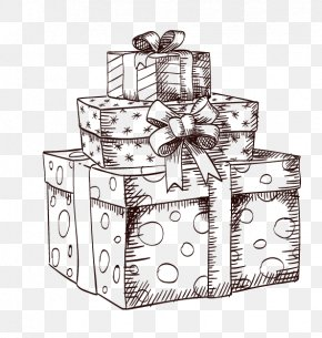 Gift - Christmas Euclidean Vector Gift Vecteur Element PNG
