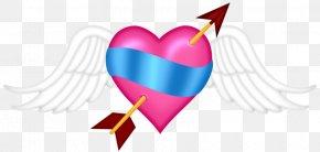 Wings Of Love - Love Wallpaper PNG