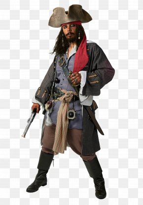 Pirates Of The Caribbean - Jack Sparrow Costume Piracy Clothing Pirates Of The Caribbean PNG
