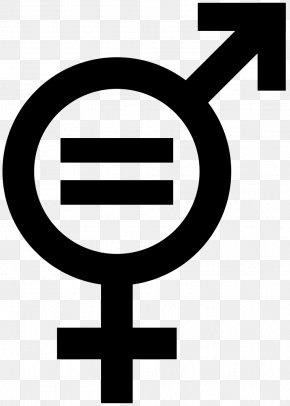 Gender Symbol - Gender Equality Gender Symbol Social Equality PNG