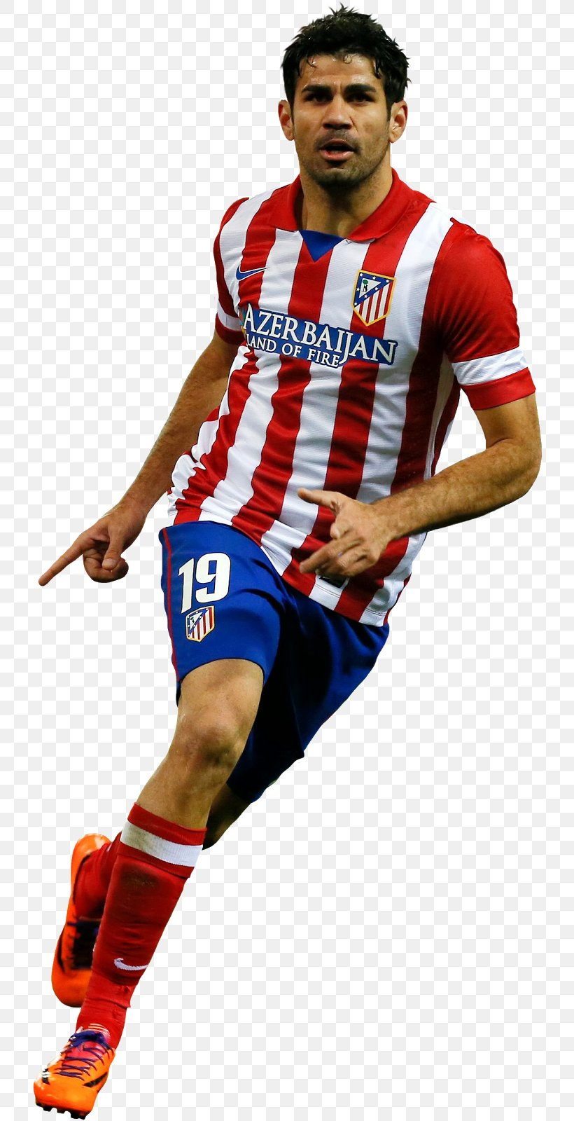 Diego Costa Atletico Madrid Real Madrid C F Chelsea F C Football Player Png 734x1600px Diego Costa Atletico